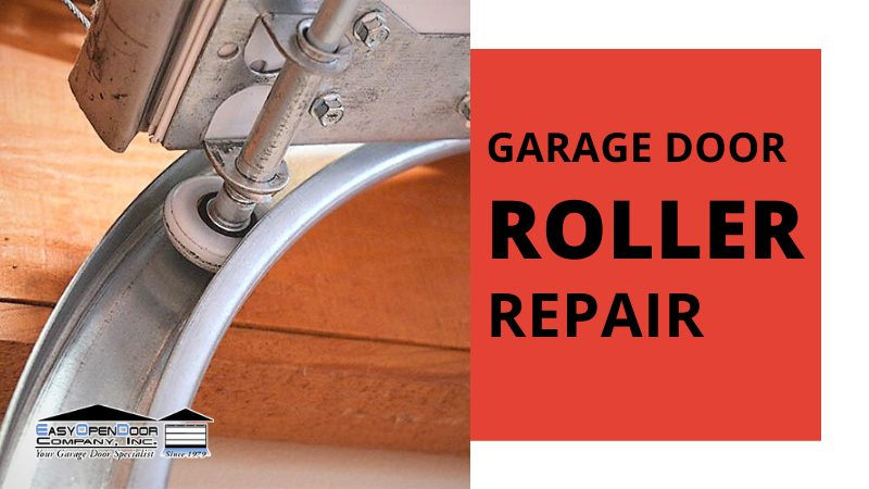 garage door rollor repair